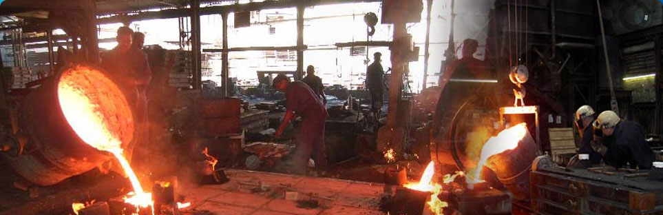 Alloy Cast Iron Casting Traders